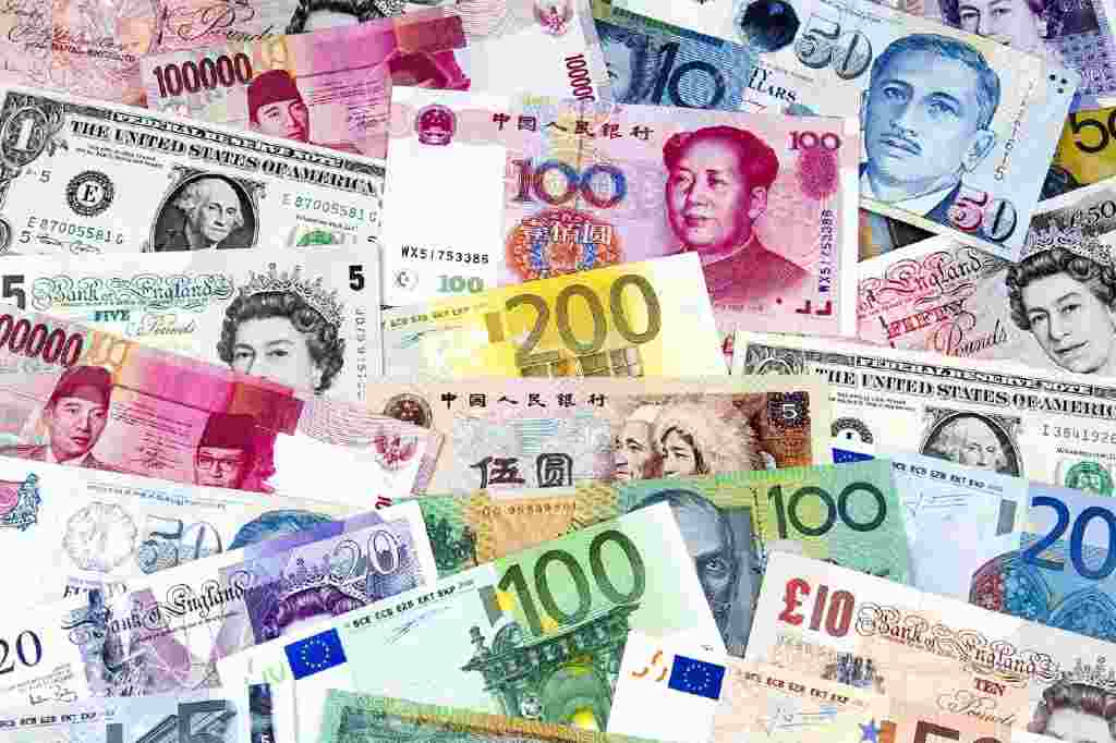 Foreign currency exchange trading