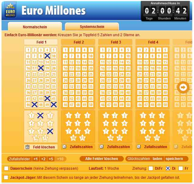 Lotto24 Eurojackpot