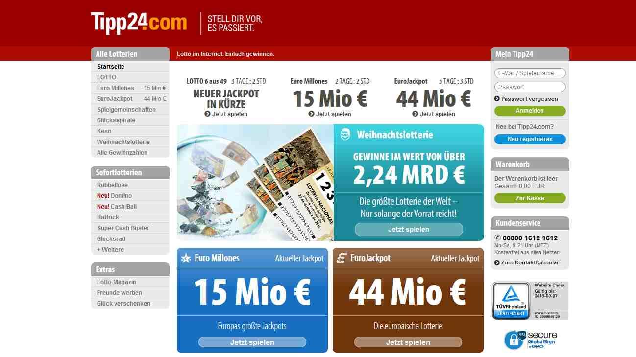 Eurojackpot Erfahrungen