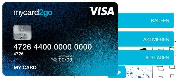 Wirecard Erfahrungen - mycard 2go