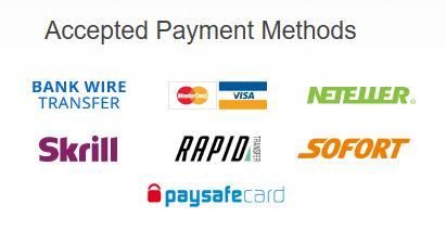 Forex Erfahrungen - Einzahlungen