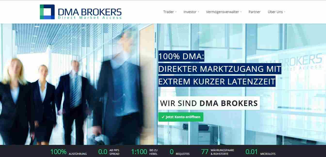 Best dma forex brokers