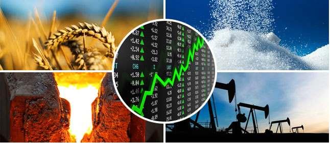 ETF Vergleich - Rohstoffe