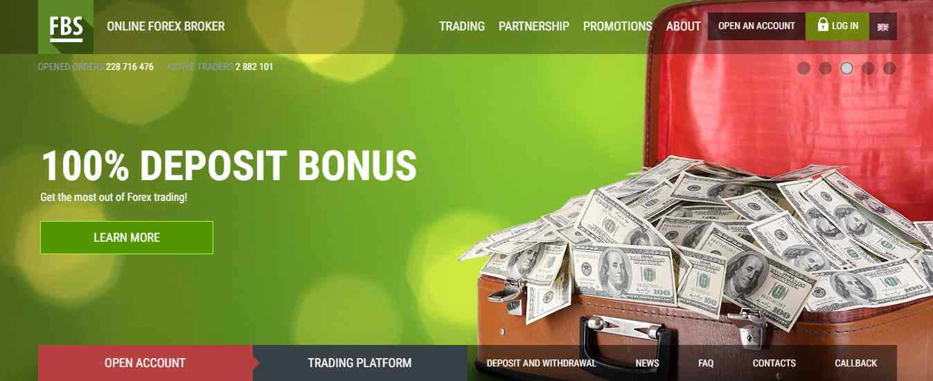 Fbs trader forex