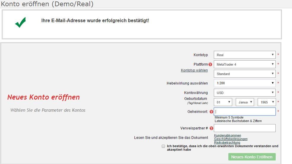 deutsche online broker