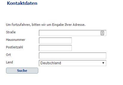 Credit Europe Tagesgeld - Kontaktdaten