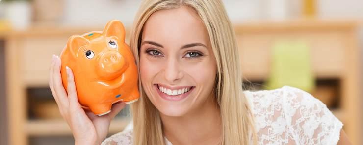 CreditPlus Festgeld - Header