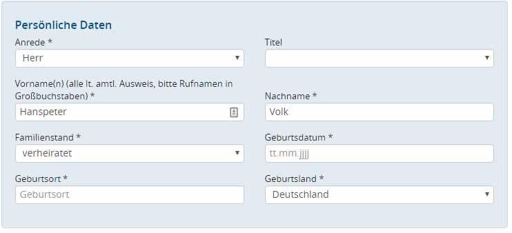 FIMBank Flexigeld24 - Kontoeröffnung