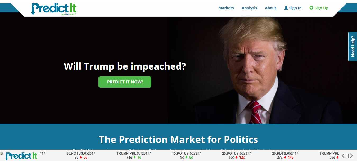 Predict - Header
