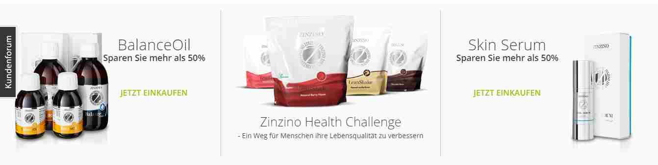Zinzino Erfahrungen – Balance durch Gesundheitsprodukte im ...