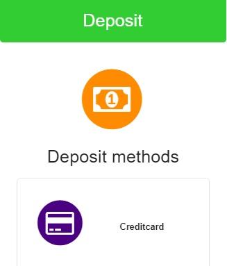 ZoomTrader Erfahrungen - Einzahlung