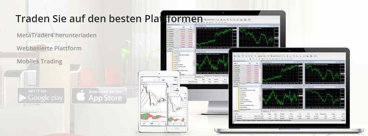 365Invest Erfahrungen - Plattform