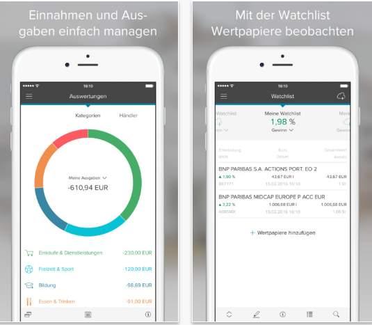 Trading Apps - Consorsbank