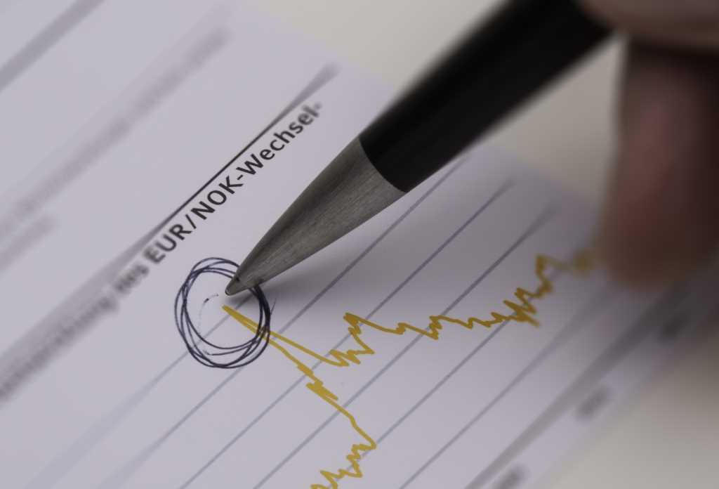 Trading mit Trendlinien - Header