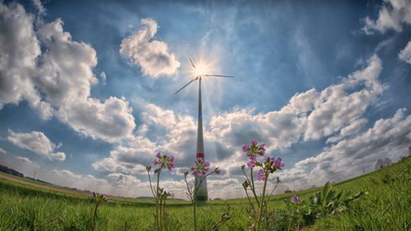 Nachhaltige Energiegewinnung geht uns alle etwas an.