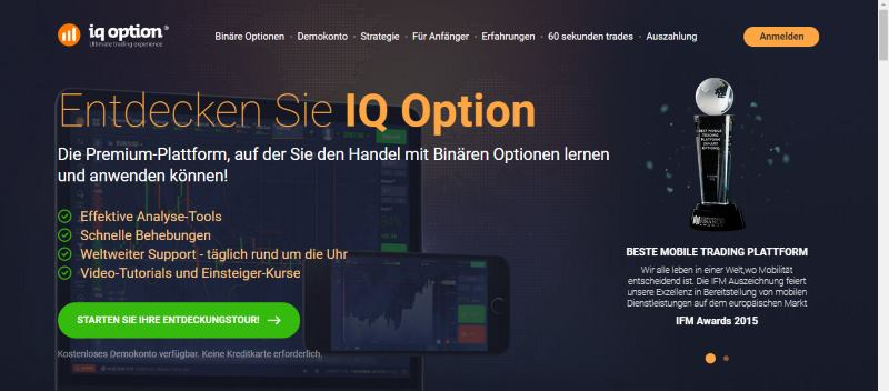 Kontra Trend Strategie - Header