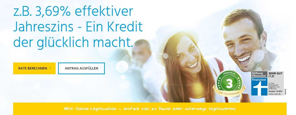 SKG Bank Kredit - Header