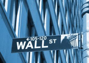 Spekulationsblasen - Wall Street