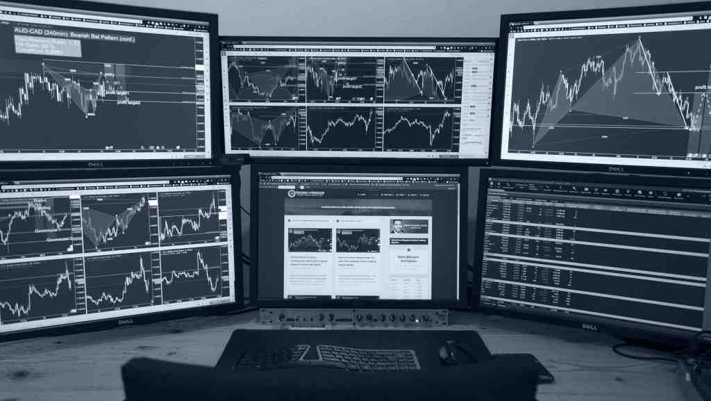 Teilzeit Trading - Header