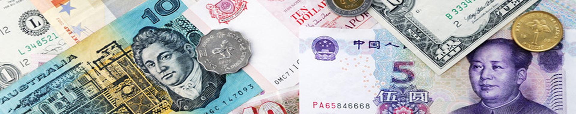 Währungshandel - Header