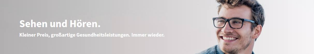 Nürnberger Versicherung - Header