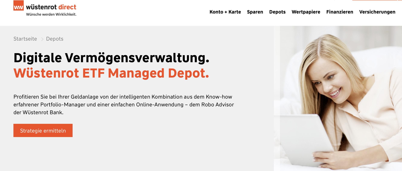 W Stenrot Geldanlage Erfahrungen 2017 Das Managed Depot
