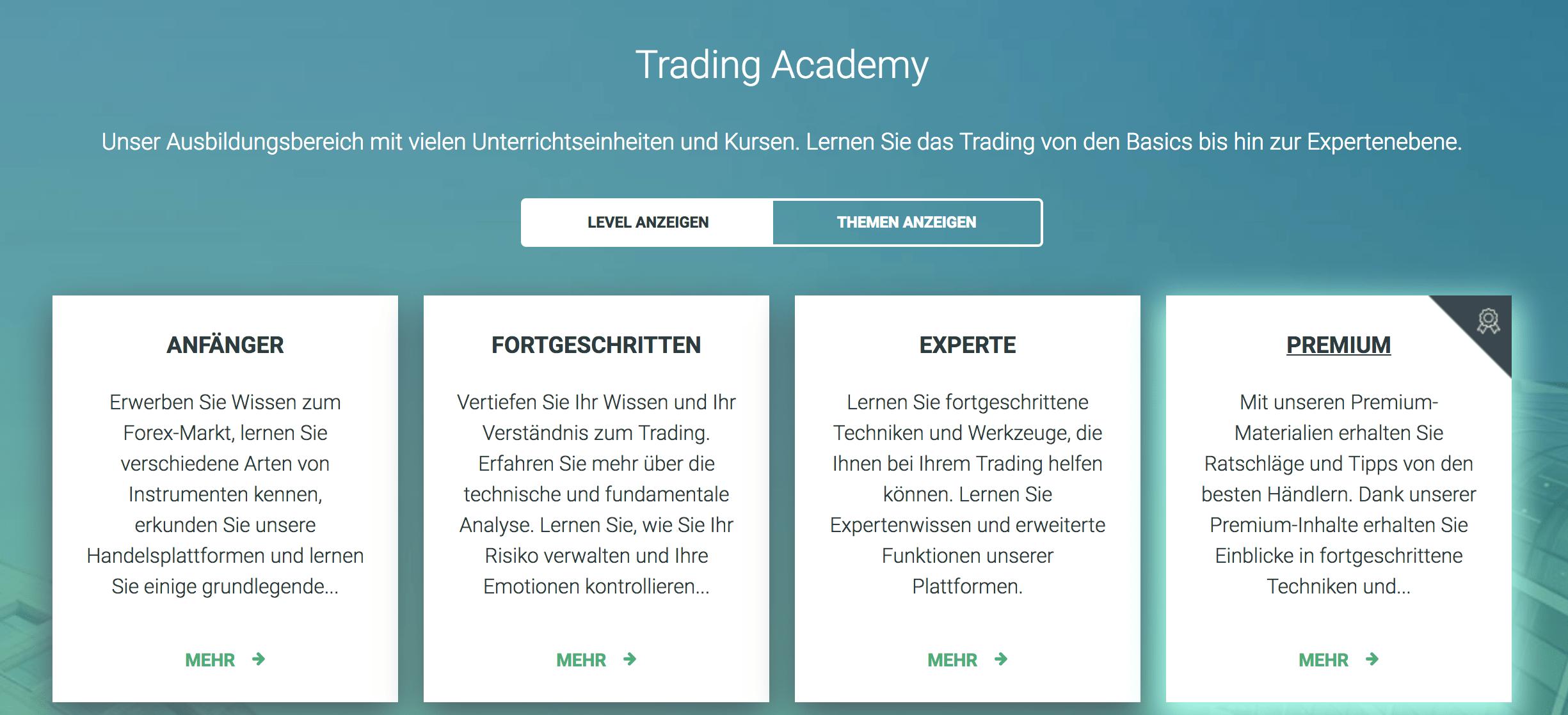 XTB Forex Erfahrungsbericht