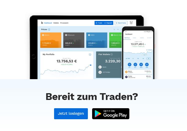 Bitpanda App