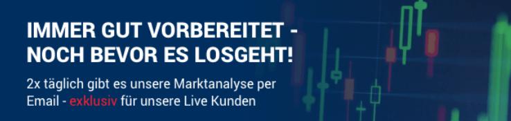 Admiral Markets Marktanalyse Service