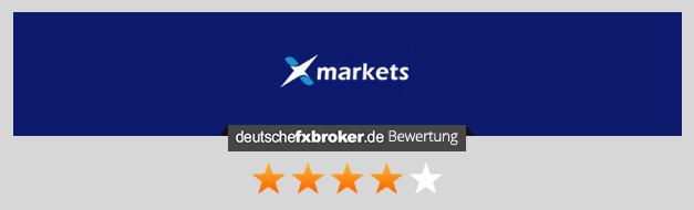 X Markets Erfahrungen