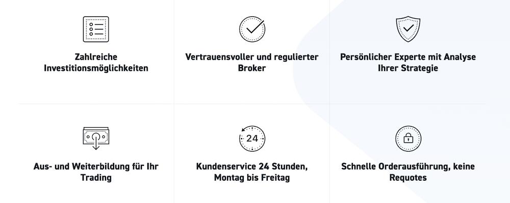 Der Online Broker XTB legt großen Wert auf die Sicherheit und Kundenzufriedenheit
