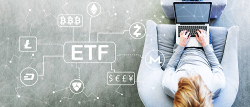 Strategie mit ETFs