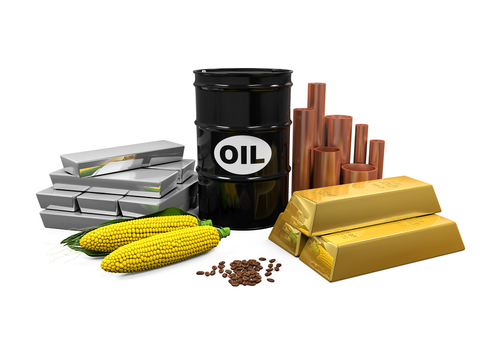 Sachwerte Gold Rohstoffe
