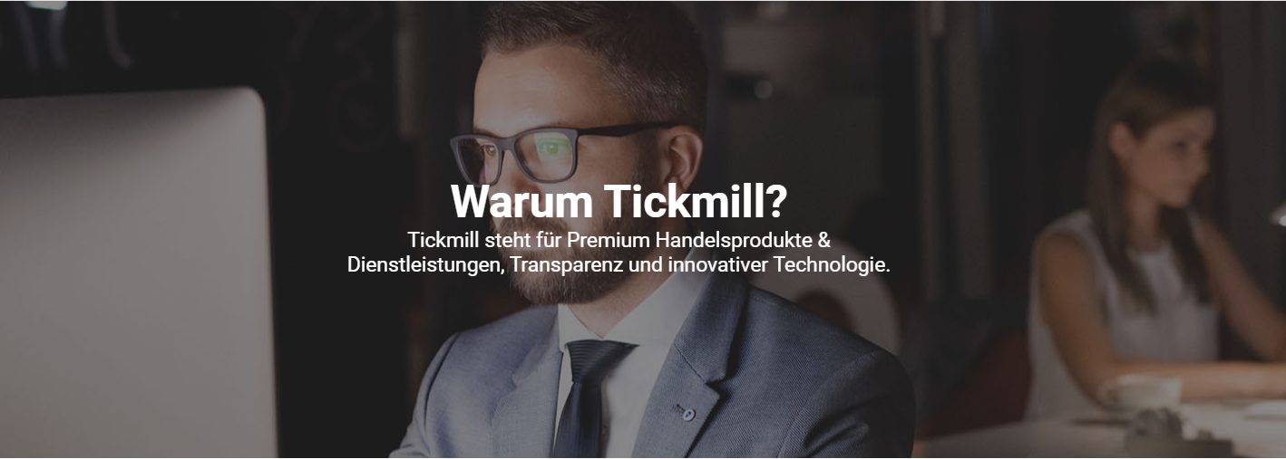 Tickmill devisenpaare